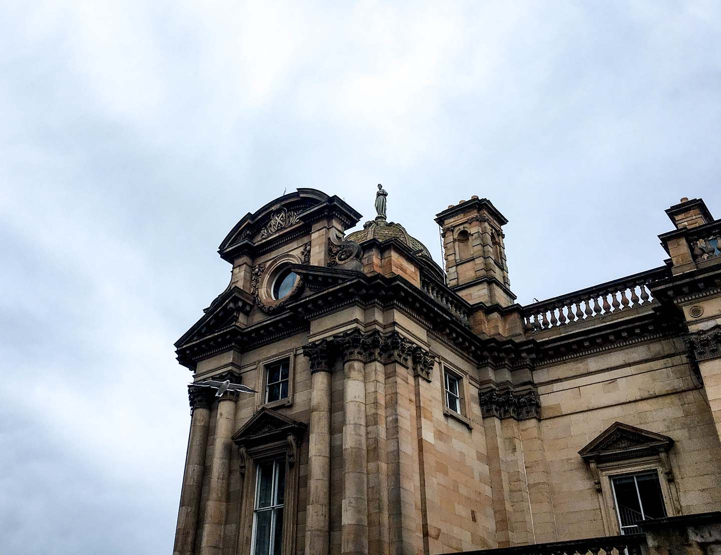 Museum on the Mound in Edinburgh | Image © ExpatAlli.com