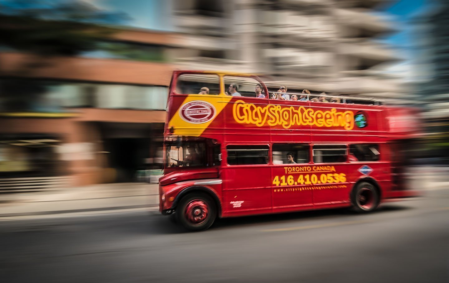 Image of Hop-on Hop-off sightseeing bus