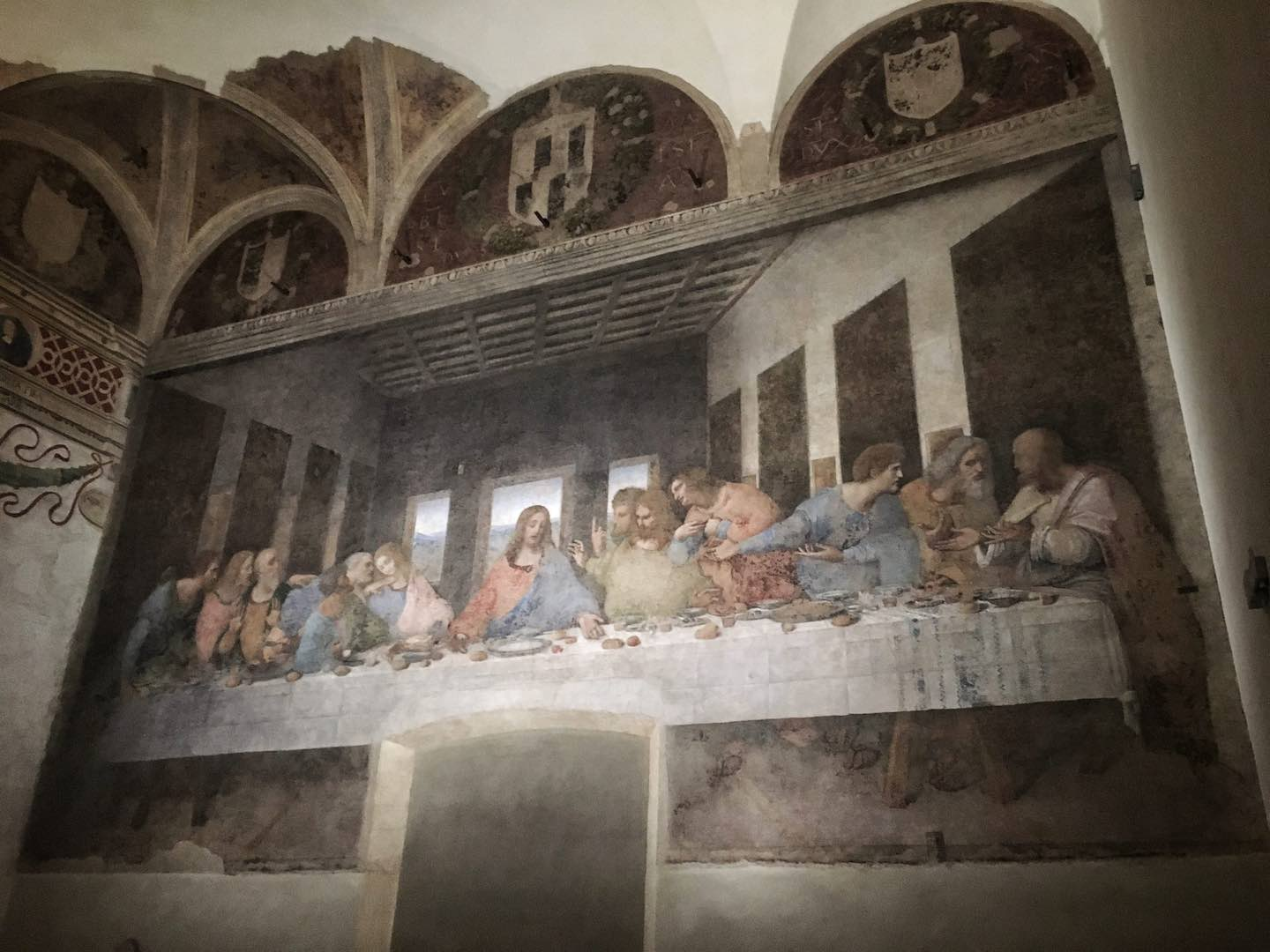 Da Vinci's 'The Last Supper' | Image © ExpatAlli.com