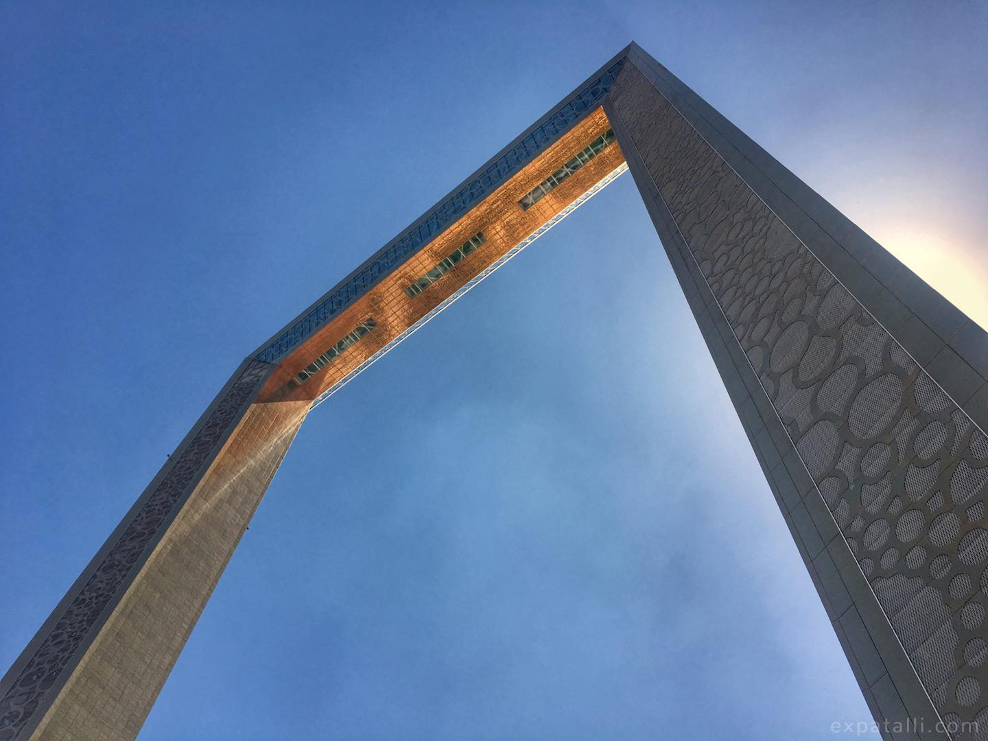 Top of the Dubai Frame