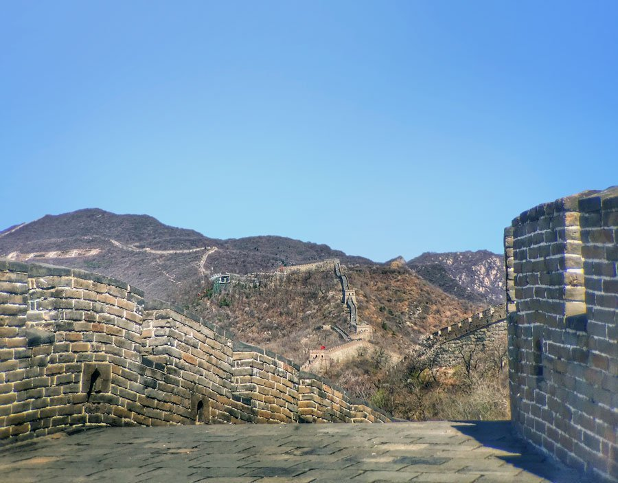 Great Wall of China | Image © ExpatAlli.com