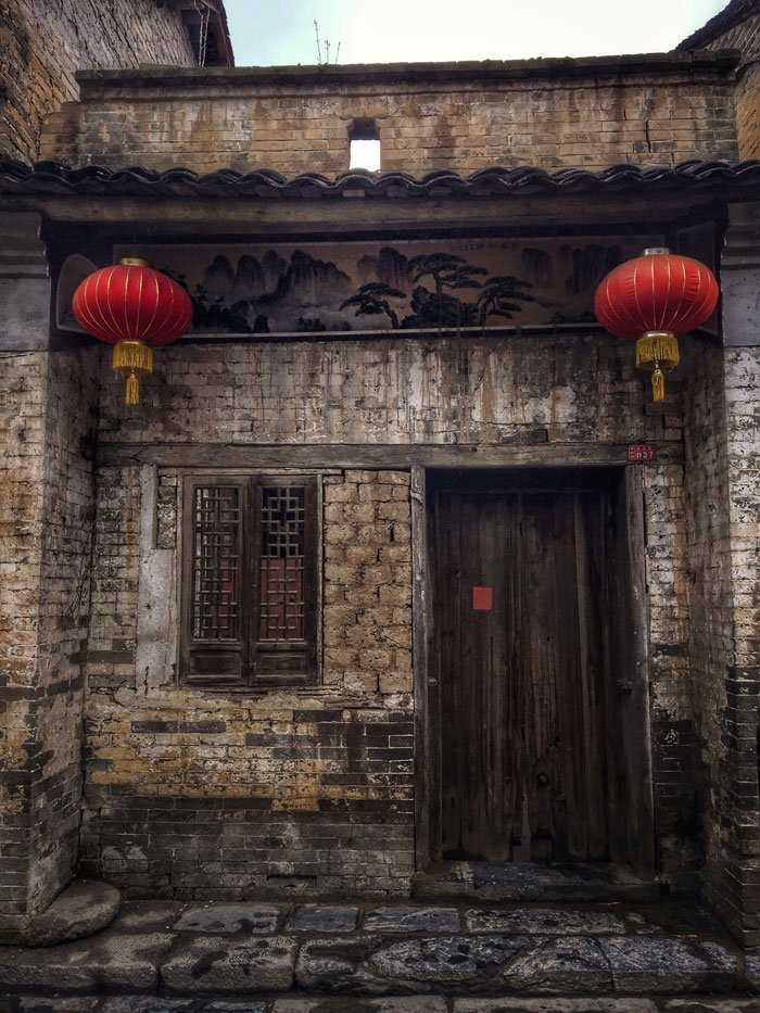 Old building in Huangyao Ancient Village, China | Image © ExpatAlli.com