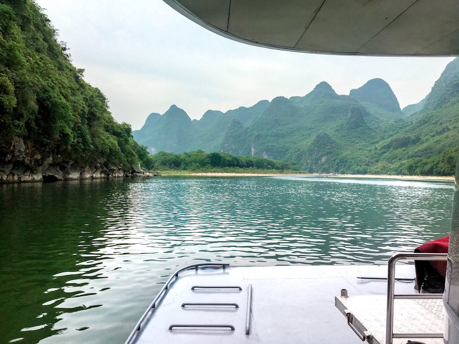 China's Li River | Image © ExpatAlli.com