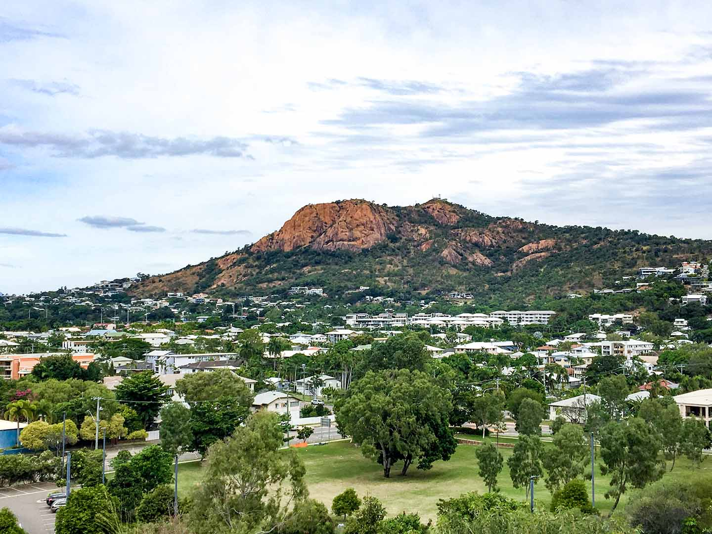 Castle Hill, a highlight of visiting Townsville | Image © ExpatAlli.com