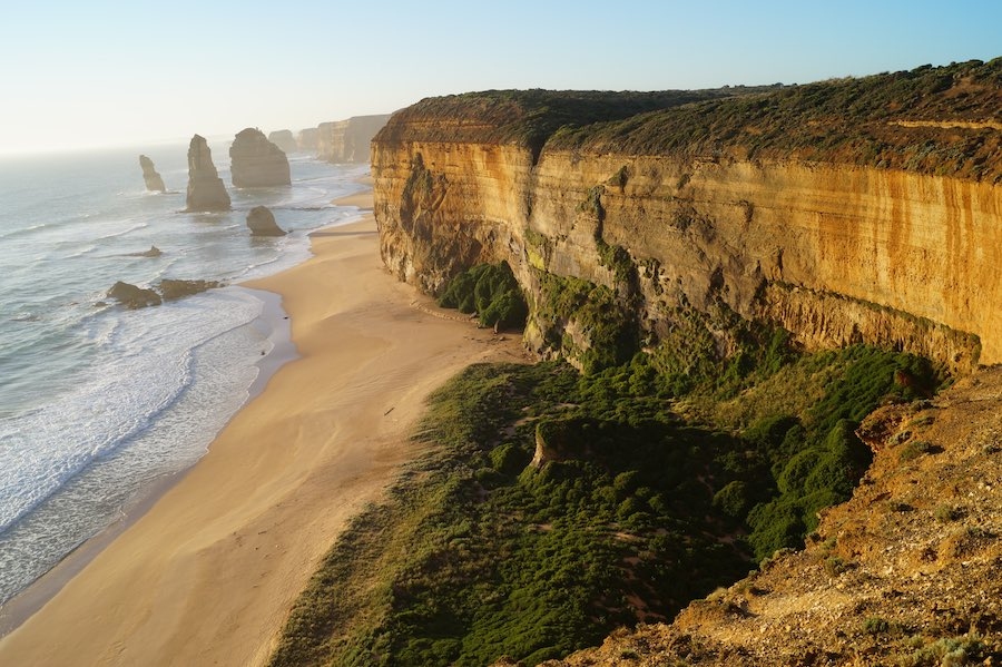 Image of the Twelve Apostles on the Great Ocean Road